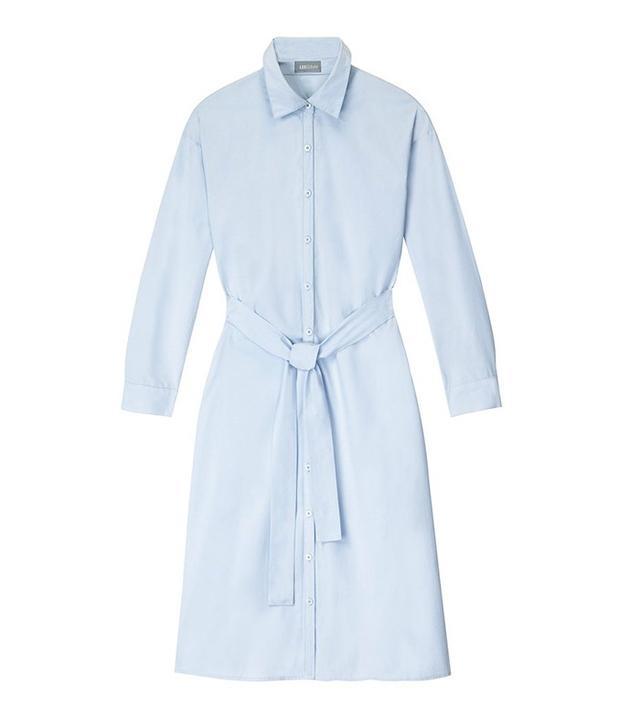 Lee Gray Shirt Dress