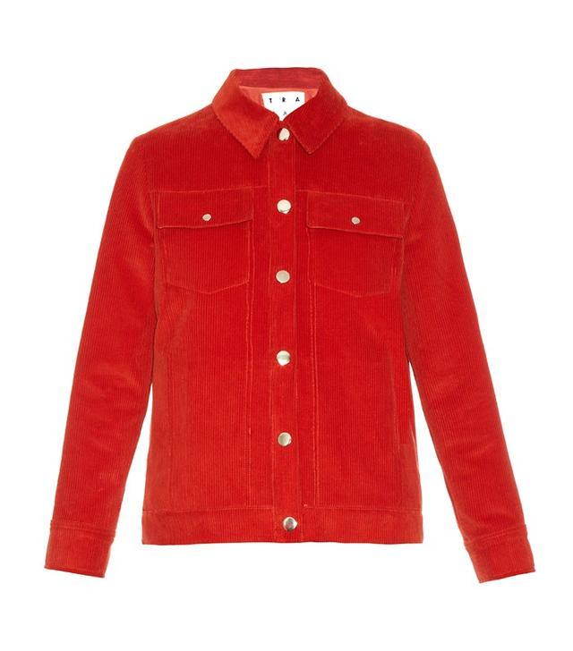 Trademark Corduroy Jacket
