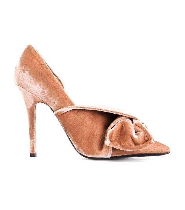 No21 Velvet Heels