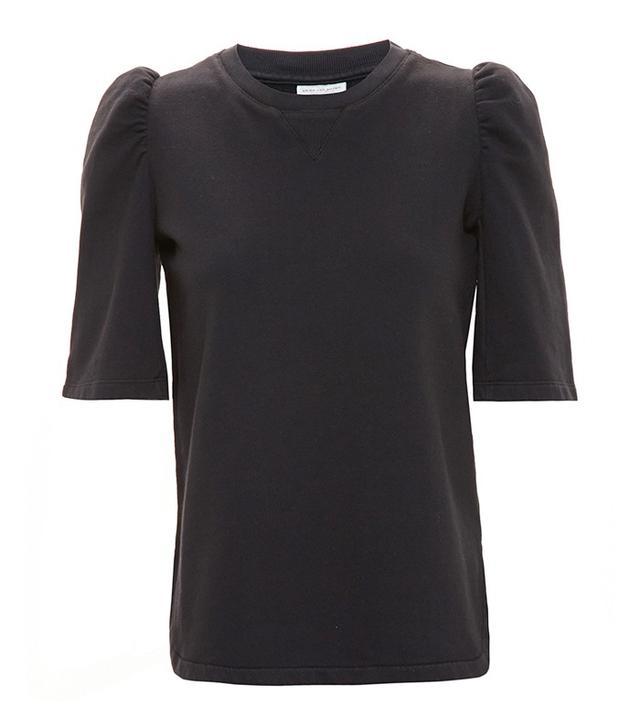 Dries Van Noten Short-Sleeve Sweatshirt