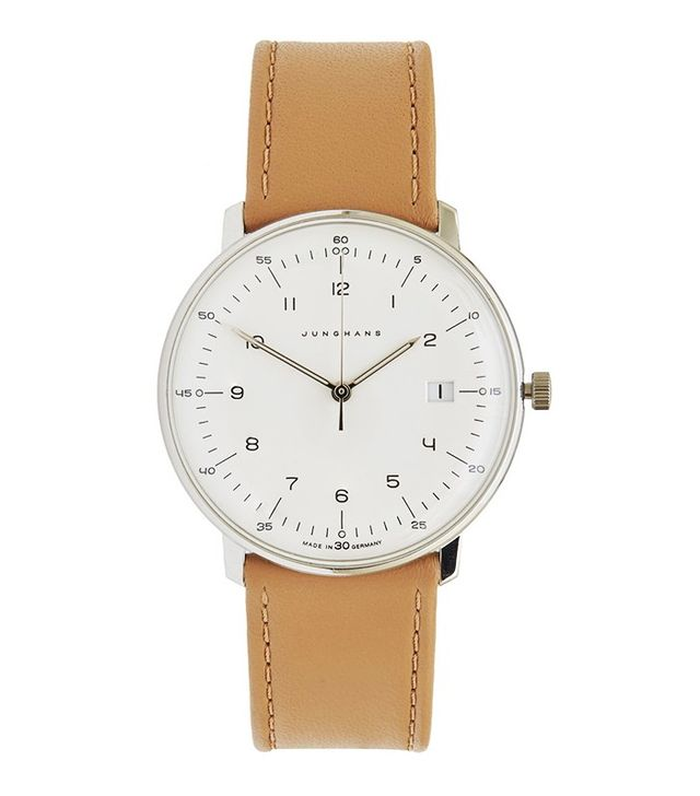 Junghaus Junghaus Leather Watch