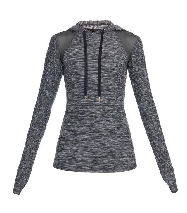 Alala Flyweight Marl Hooded Sweatshirt