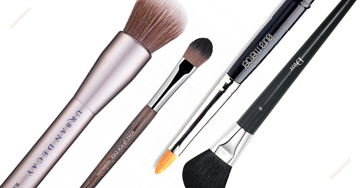 Best Makeup Brushes for Your Face | Byrdie