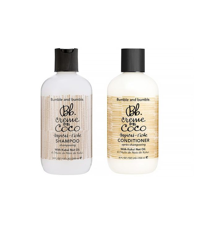 Bumble and Bumble Crème de Coco Shampoo and Conditioner