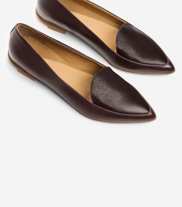 Everlane The Modern Point Loafer