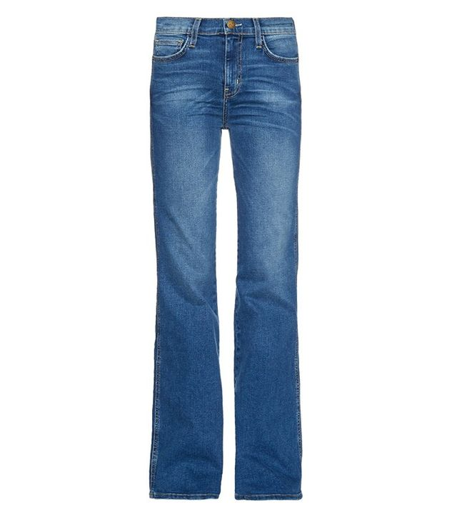 Current/Elliot The Girl Crush High-Rise Flared Jeans