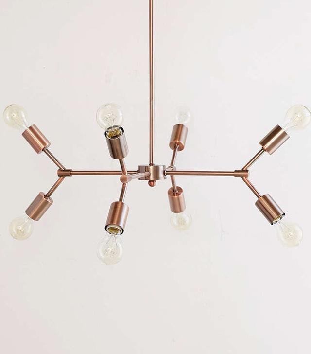 4040 Locust Metal Pipe Pendant Light