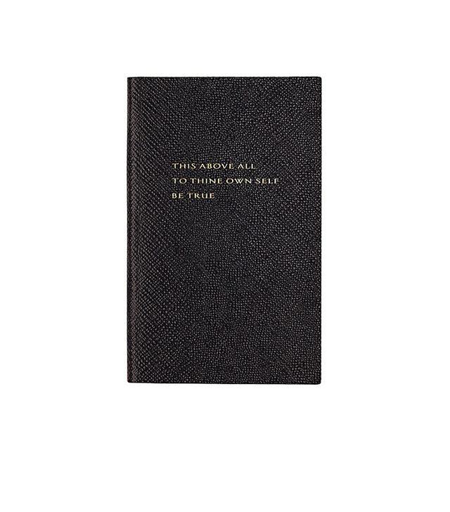 Smythson Panama Notebook