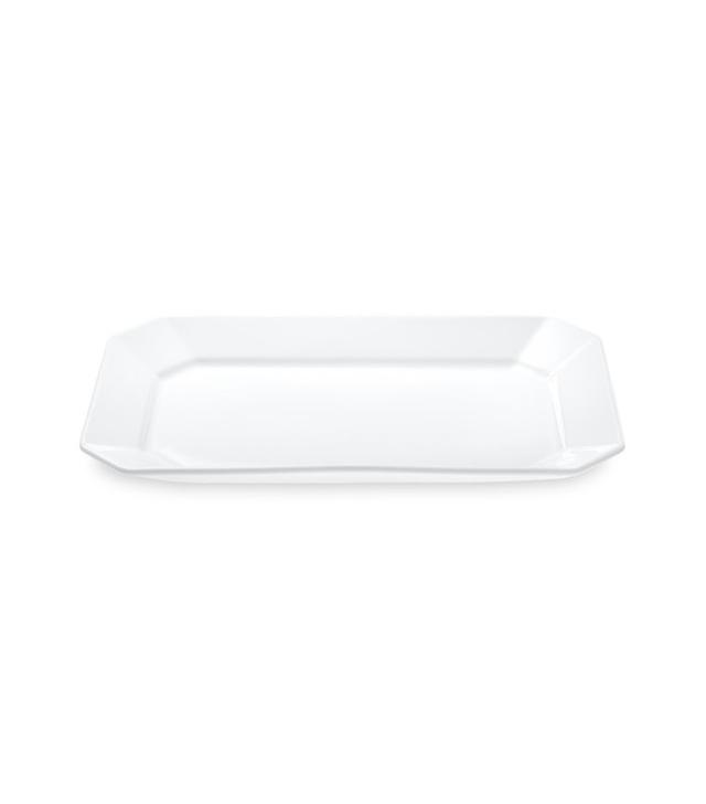 Apilco Octagonal Porcelain Serving Platter
