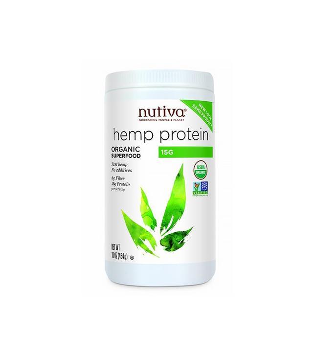 Nutiva Organic Hemp Vanilla Protein Powder