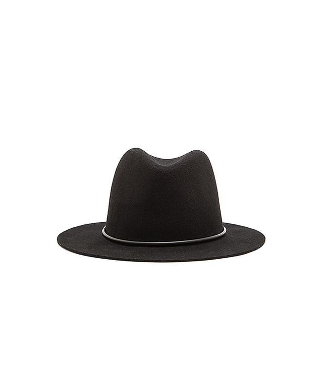 Janessa Leone Onyx Hat