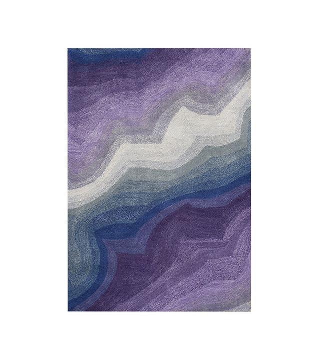 Neiman Marcus Wave Pattern Rug