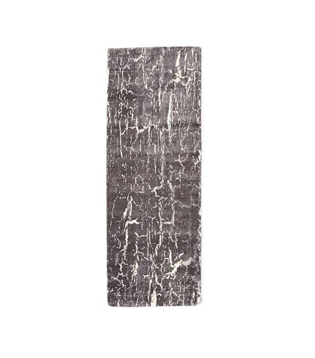 West Elm Crackle Printed Rug