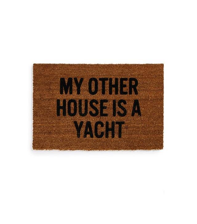 Reed Wilson Design Yacht Doormat