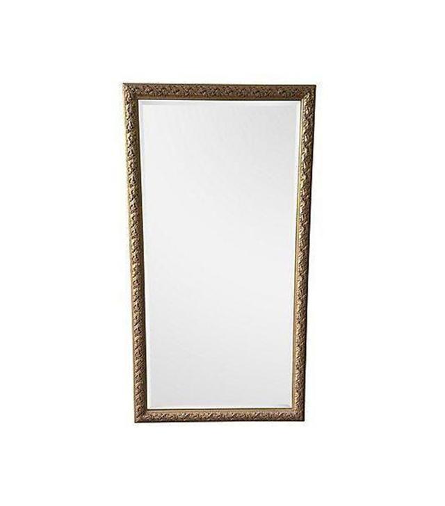 Chairish Large Giltwood Mirror