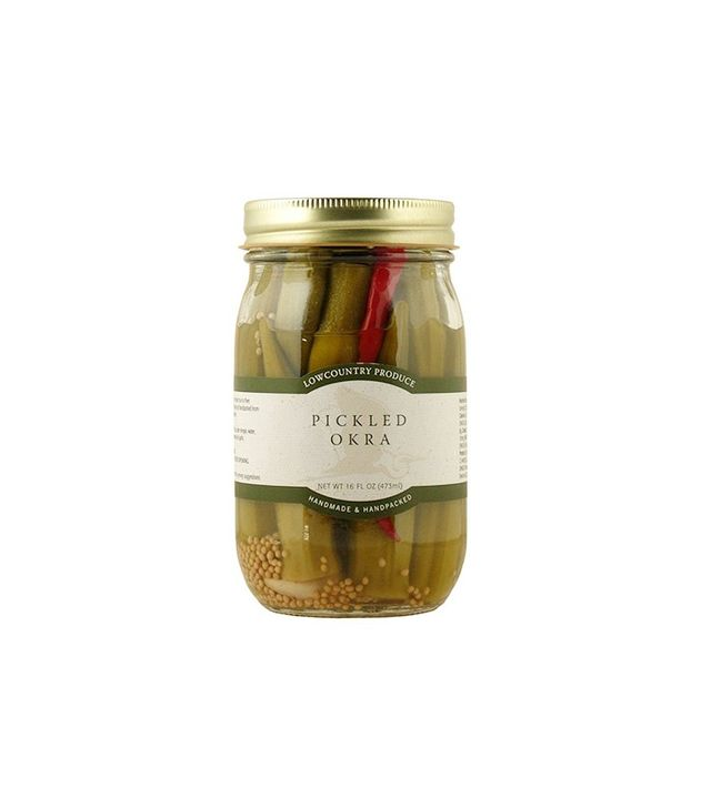 Lowcountry Produce Pickled Okra