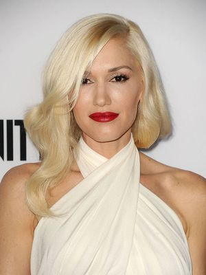 Gwen Stefani's Dip-Dyed Breakup Hair Is Everything