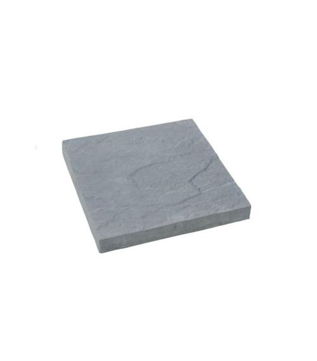Home Depot Concrete Gray Traditional Yorkstone Paver