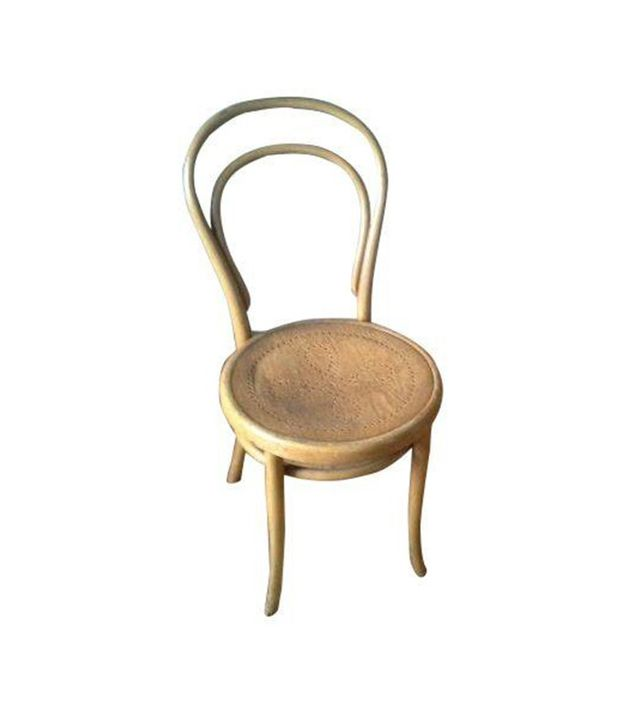 Chairish Set of Three Antique Thonet Vienna Bentwood Chairs