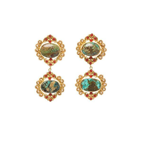 Christie Nicolaides Alania Earrings
