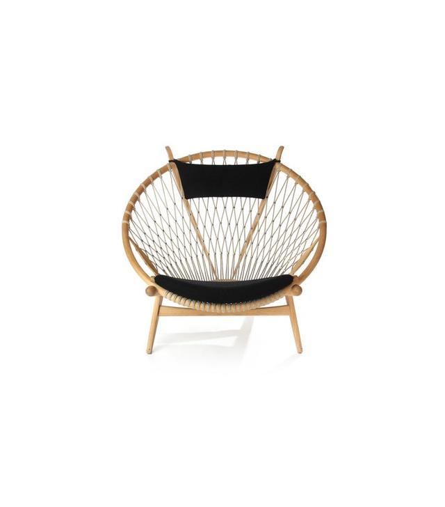 Inmod Wegner Style Hoop Chair