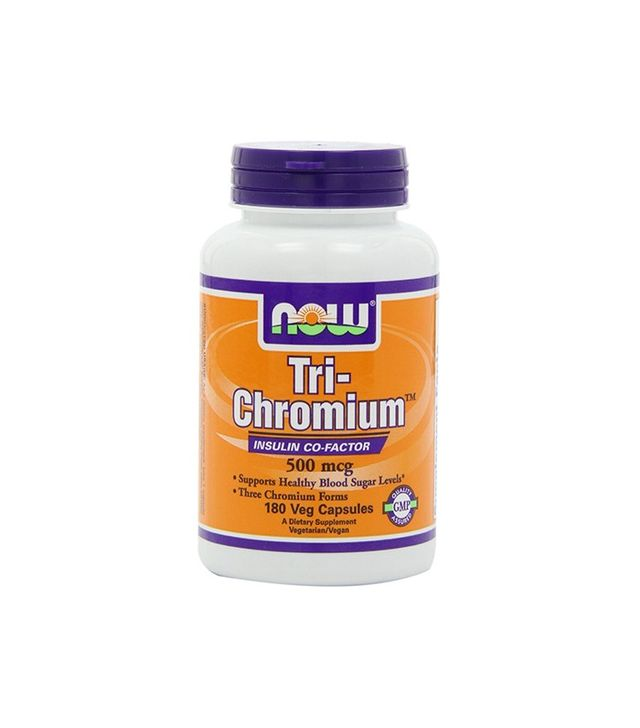 NOW Foods Tri-Chromium 500mcg