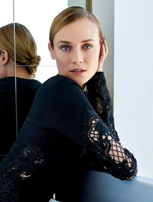 Diane Kruger Is Perfectly Polished in Her Latest Spread