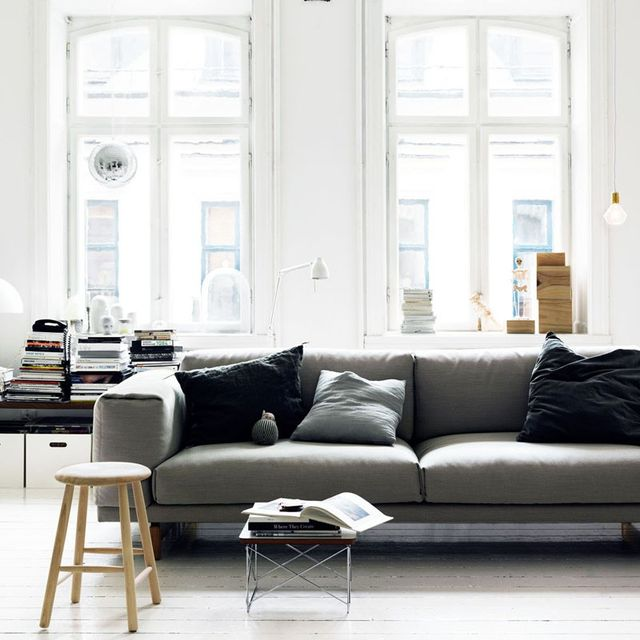 Tour the Modern Family Home of a Swedish Stylist