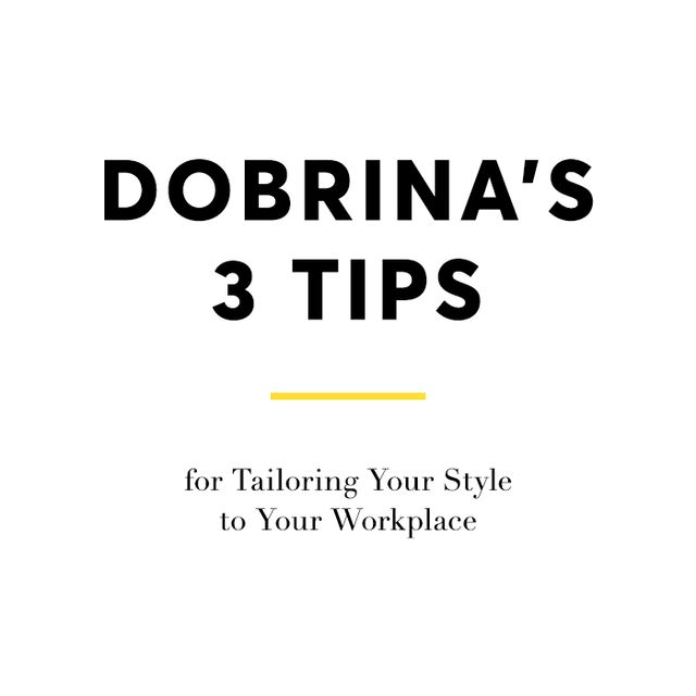 1. Changing your style to fit a new career path doesn't have to be stressful. Think of it as a creative project—finding new cool ways to present yourself. Have fun with it.  2. Think...