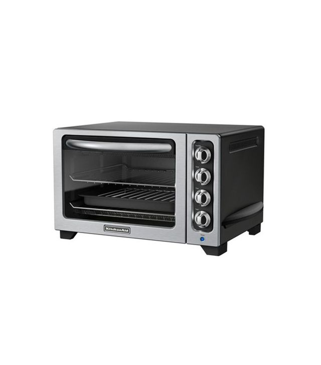 "KitchenAid 12"" Countertop Oven- Black"