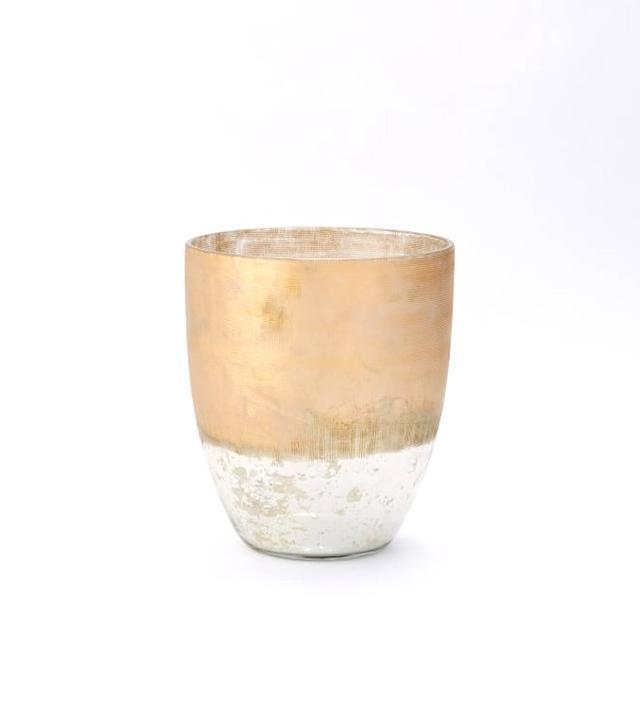 West Elm Textured Mercury Vases