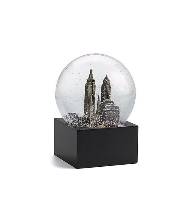 Saks Signature New York City Snow Globe