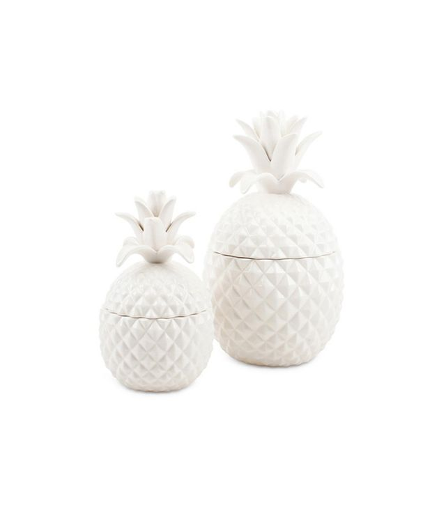 Furbish Small Lidded Pineapple Jar