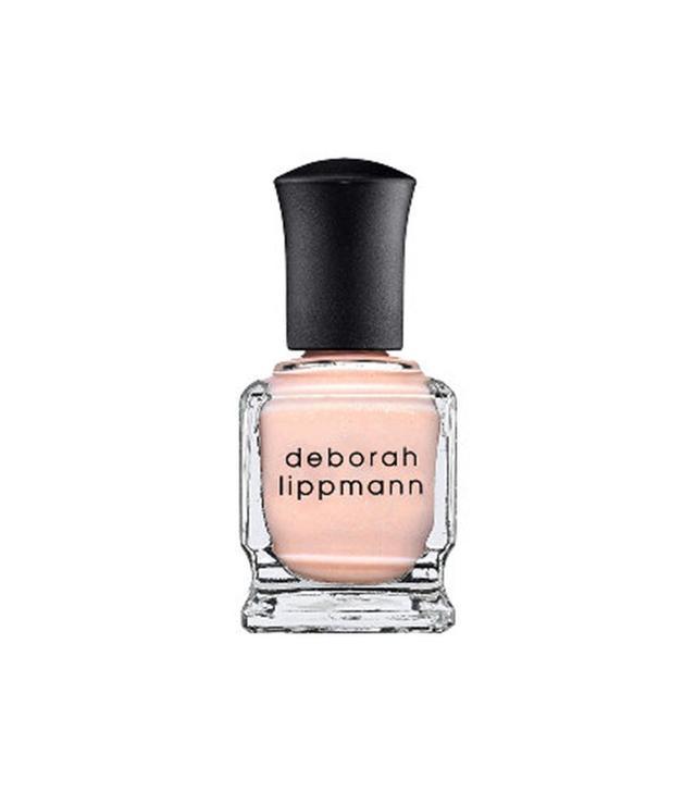 Deborah Lippmann Nail Lacquer - Shimmer Nail Polish La Vie En Rose