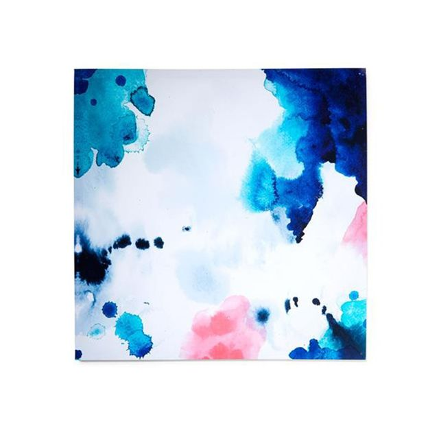 Kmart Watercolour Canvas