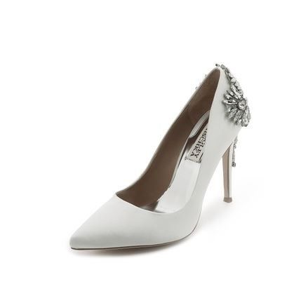 Badgley Mischka 'Poetry' Pump