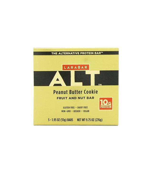 Larabar Alt Box of 5 Peanut Butter Cookie Gluten-Free Fruit & Nut Protein Bars