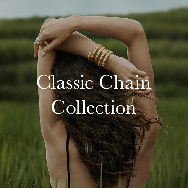 The Inspiration Behind the Iconic Classic Chain Collection