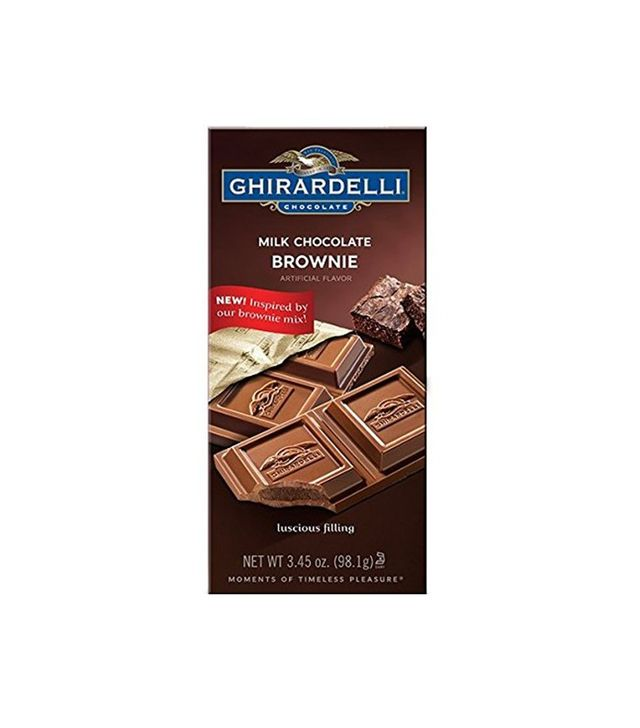 Ghirardelli Chocolate Milk Chocolate Brownie Bar (4-Bar Pack)