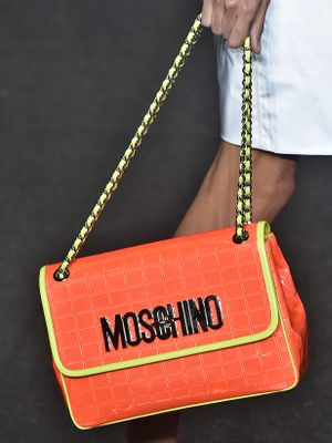 Moschino's Jeremy Scott: Blatant Brand Logos Are Here to Stay