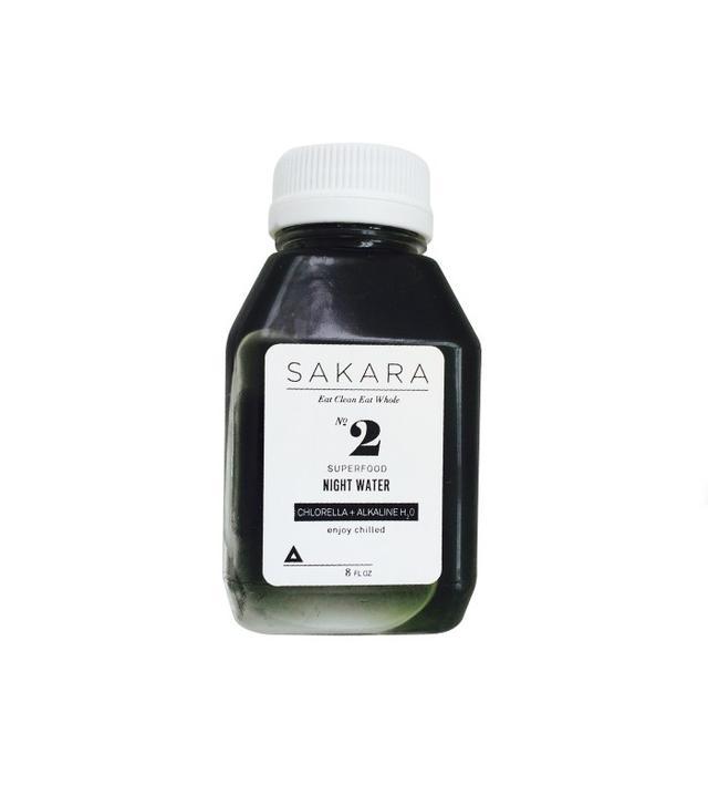 Sakara Life Night Water 4 Bottles