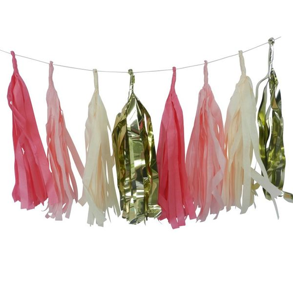 We Love Sundays Tassel Garland