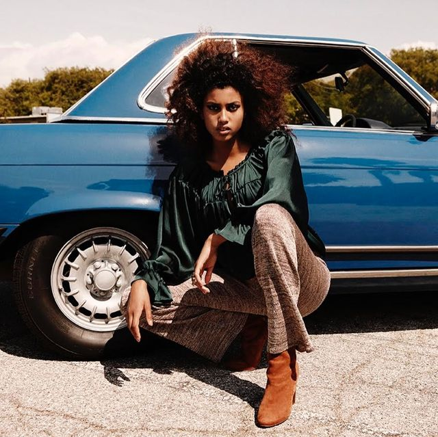 Shop H&M's latest arrivals to cop the '70s look for yourself.