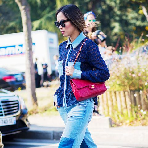 The Two Shoe Styles Taking Over Every Fashion Girl's Closet