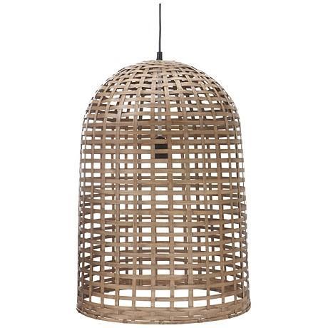 Freedom Bell Basket Ceiling Pendant