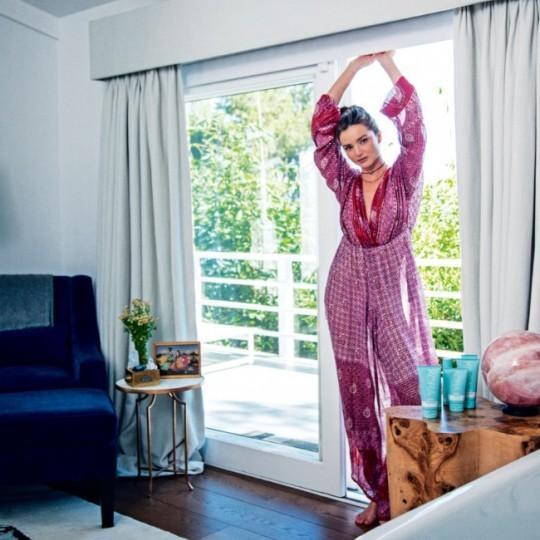 Inside Miranda Kerr's Malibu Beach House