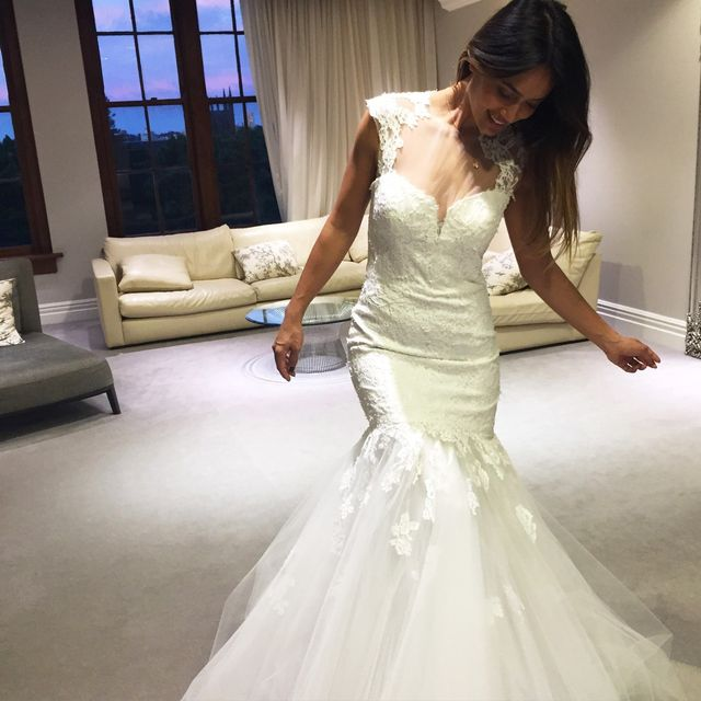 My journey to find the perfect wedding dress whowhatwear au for Find me a dress to wear to a wedding
