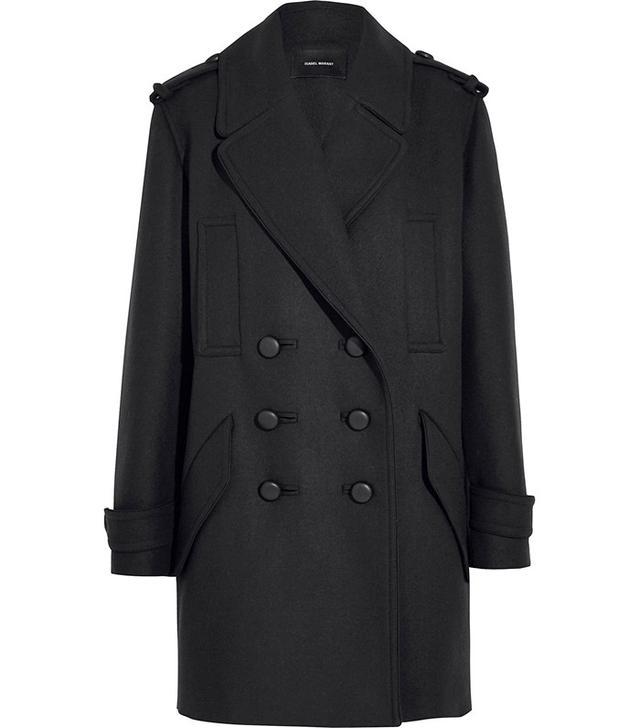 Isabel Marant Karley Wool Coat