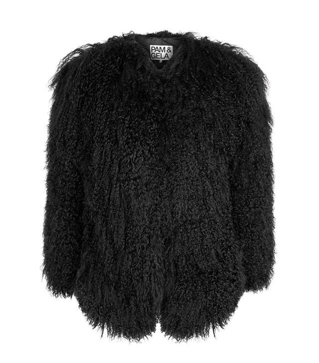 Harvey Nichols Shearling Coat