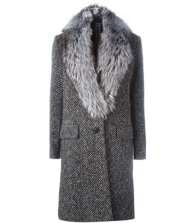 Theory Sekary Coat